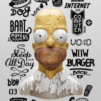 Homer Quote Poster